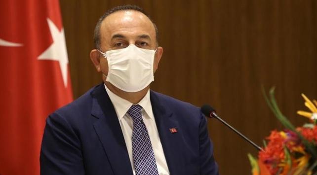 Bakan Çavuşoğlu: Mali halkının yanında olacağız