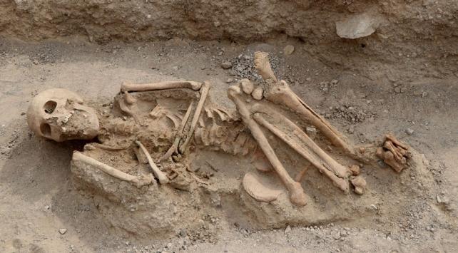 Vanda 2 bin 750 yıllık iskeletlerden çürük dişin çıkmaması bilim insanlarını şaşırttı