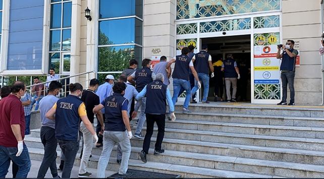 Kırşehirde DEAŞ operasyonu: 11 Iraklı gözaltında