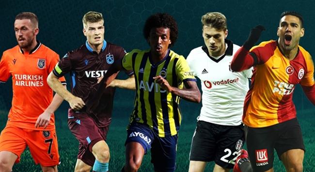 Süper Ligde 2020-2021 sezonu başlıyor