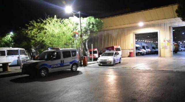 Paketteki havalı tüfek ateş aldı, kargo görevlisi yaralandı