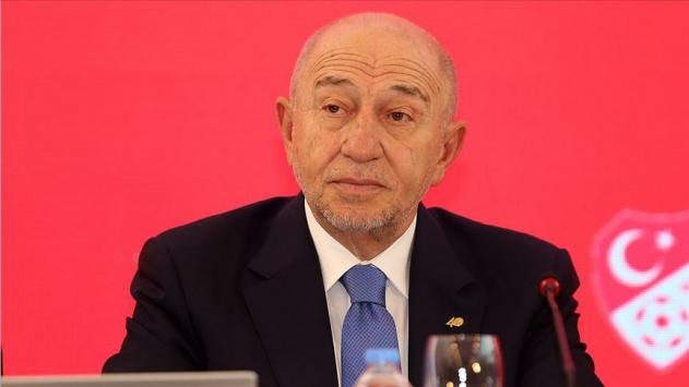 TFF Başkanı Özdemir: Süper Ligde 2020-2021 sezonunu sağlıkçılara ithaf etmek istiyoruz
