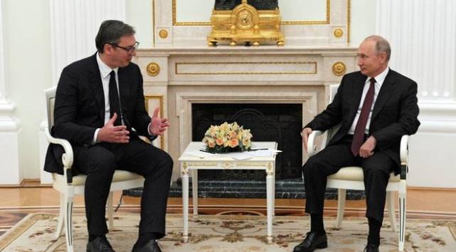 Putin, Vucicten özür diledi