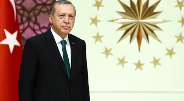 Erdoğandan Ertuğrul Gaziyi anma mesajı: Bizim için iftihar vesilesidir