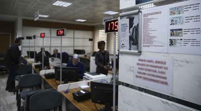 Ankarada bazı nüfus müdürlükleri KPSS için açık olacak