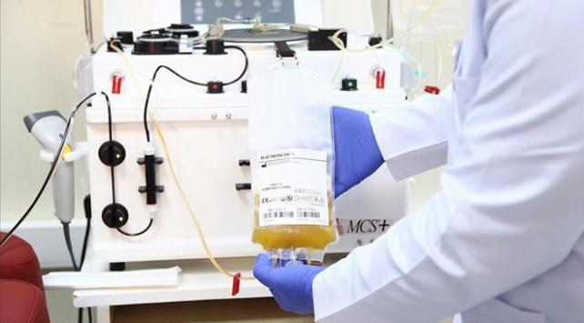 İmmün plazma bağışçıları COVID-19 hastalarına umut oldu