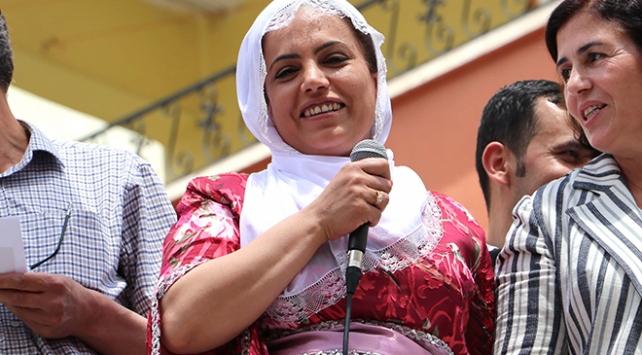 HDP milletvekili Remziye Tosuna 10 yıl hapis cezası