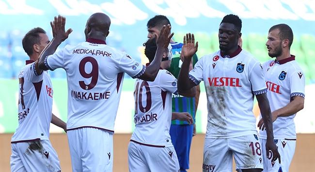 Trabzonspor İstanbul takımlarına karşı başarısını sürdürmek istiyor