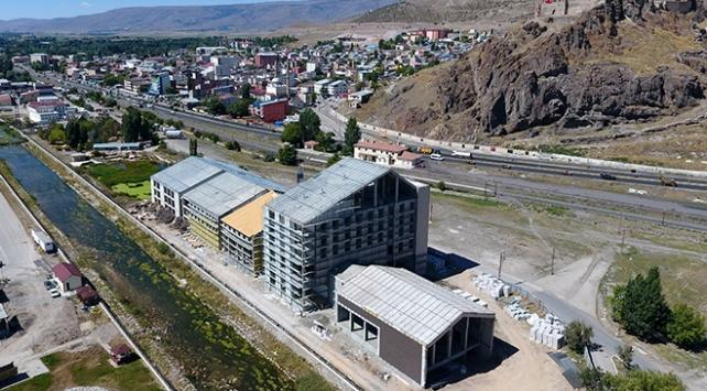 Erzurumda 15 bin 250 metrekare alana termal tesis kurulacak