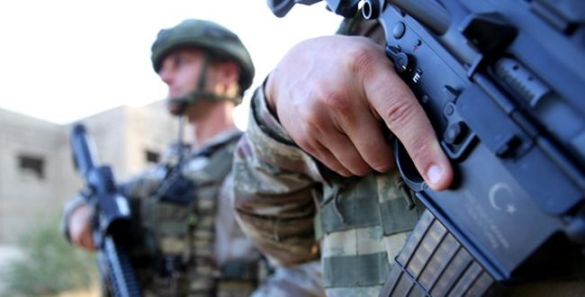 Çatakta 3 asker şehit oldu, 1 asker yaralandı