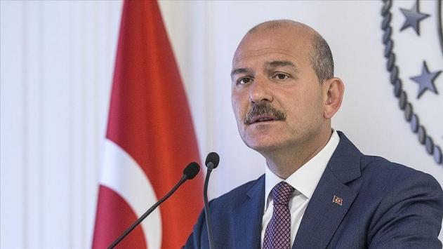 Bakan Soylu: Türkiyeyi farklı düşüncelere savurmak iyi niyetli bir girişim değil