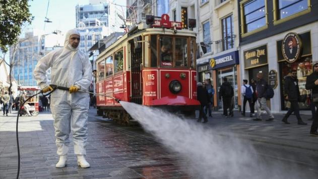 Türkiyede iyileşenlerin sayısı 256 bin 524e yükseldi