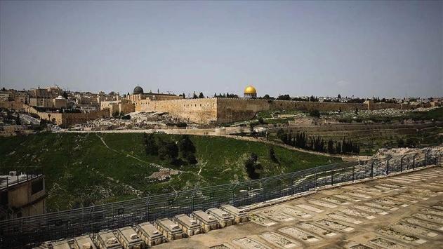 Filistin yönetimi: Bahreynin İsraille normalleşmesi Kudüs ve Mescid-i Aksaya ihanettir
