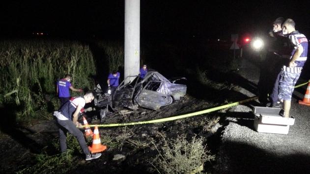 Adanada trafik kazası: 1 ölü