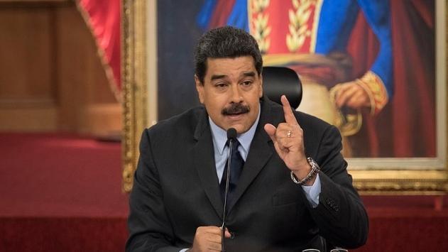 Maduro: Amerikalı bir casusu yakaladık