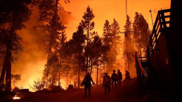 ABDnin Oregon eyaletindeki orman yangınında çok sayıda kişinin ölmesinden endişe ediliyor