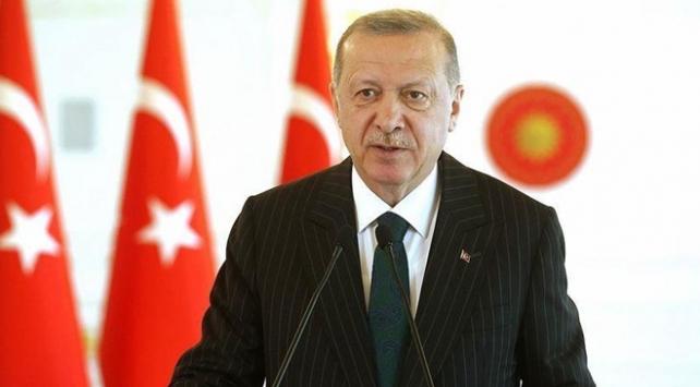 Cumhurbaşkanı Erdoğan: Bize düşmanlık edenlere cevabımızı başarılarımızla verdik