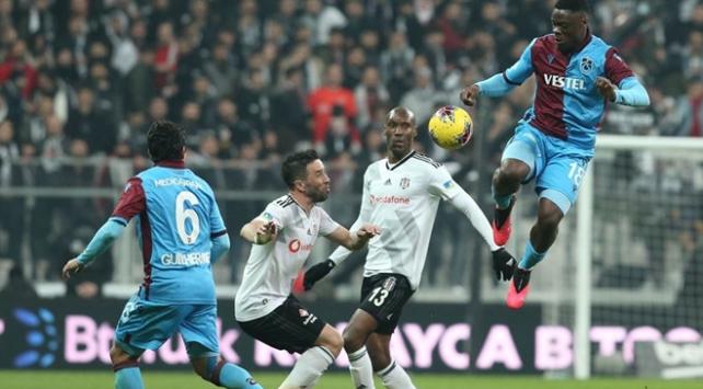 Beşiktaşın Trabzonspor maçı kadrosu belli oldu