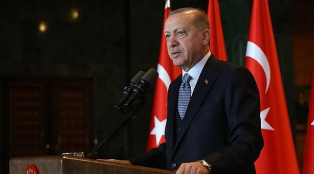 Cumhurbaşkanı Erdoğan: 28 Şubat müdahalesinin ülkemiz ekonomisine maliyeti 380 milyar dolar