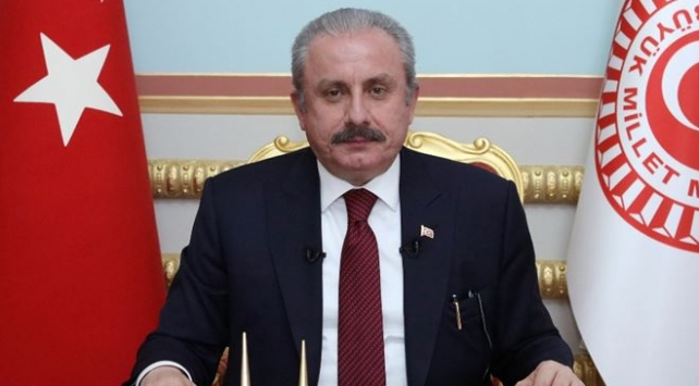 TBMM Başkanı Şentop: Darbeler, uluslararası sömürü düzeninin yönetim usullerinden biridir
