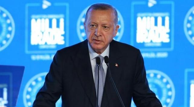Erdoğandan Macrona: Şahsımla daha çok sıkıntın olacak