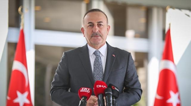 Bakan Çavuşoğlu: Haklı olan masadan kaçmaz