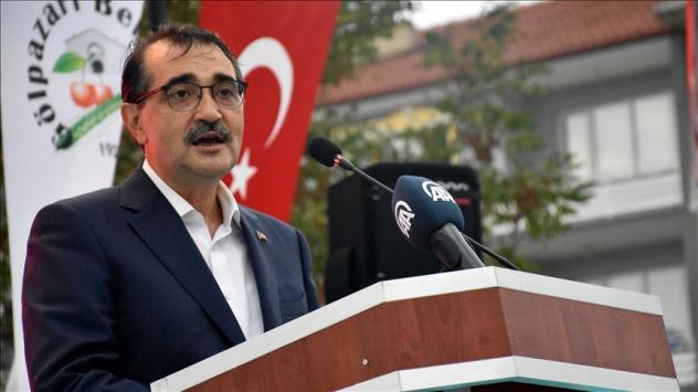 Bakan Dönmez, Karadenizdeki doğalgaz keşfine ilişkin son durumu paylaştı
