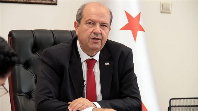 KKTC Başbakanı Tatar: Kıbrıs Türk halkı Türkiyenin garantörlüğünden asla vazgeçmez