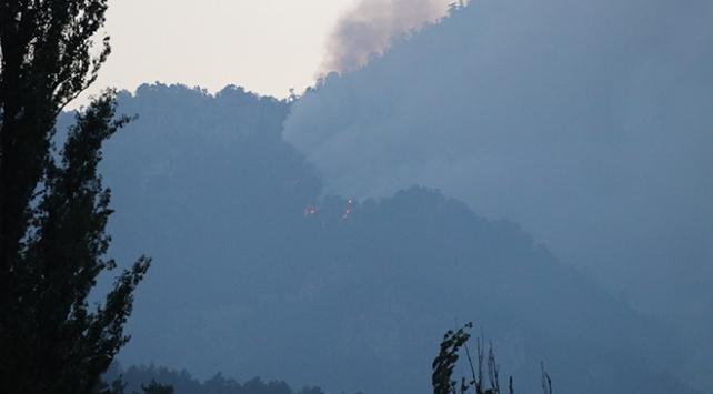 Adanadaki yangın 5 gündür sürüyor