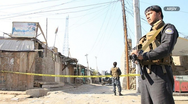 Afganistanda Taliban saldırısında 5 polis öldü