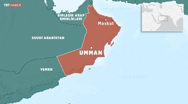 Umman, İsrail-Bahreyn anlaşmasını memnuniyetle karşıladı
