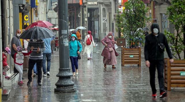 Türkiyeye ağustosta ortalamaların altında yağış düştü
