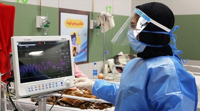İranda 128 kişi daha koronavirüsten öldü