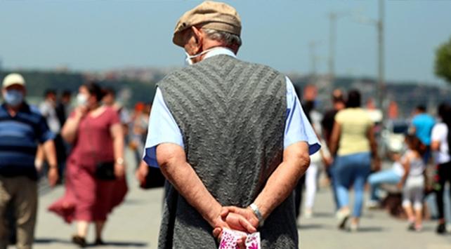 Erzincanda 65 yaş üstüne sokak kısıtlaması