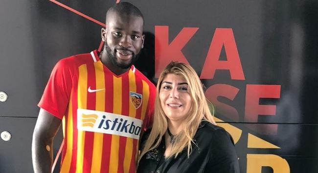 Kayserispor Wilfried Kanga ile anlaştı