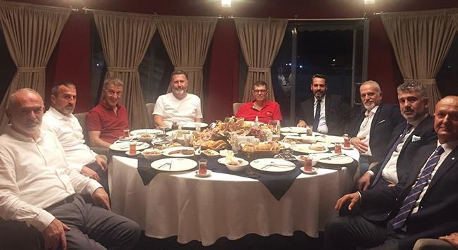 Trabzonsporda değerlendirme toplantısı