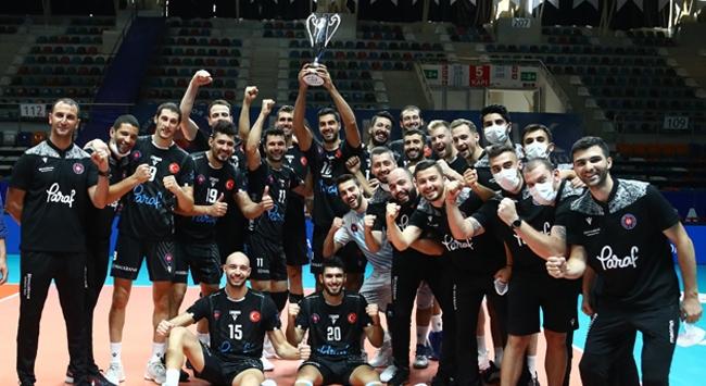 Halkbank Balkan Şampiyonu oldu