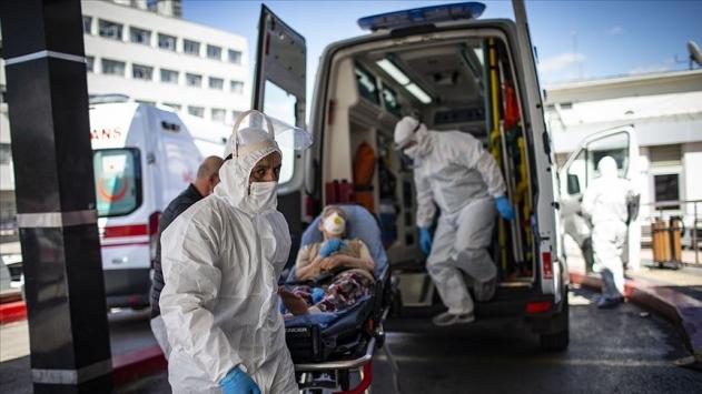 Bugün 57 hasta hayatını kaybetti, 1102 hasta iyileşti
