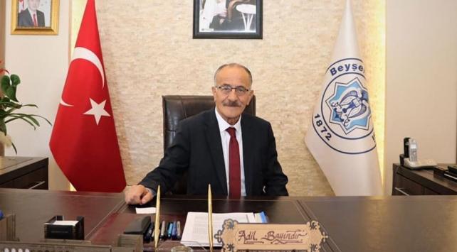 Beyşehir Belediye Başkanı Bayındırın COVID-19 testi pozitif çıktı