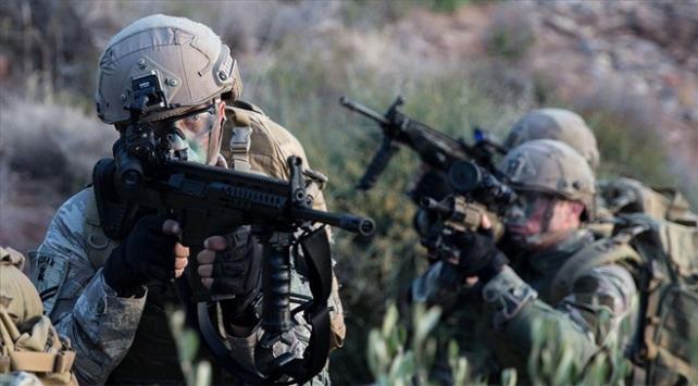 PKK/YPGye yaz darbesi: 277 terörist etkisiz hale getirildi