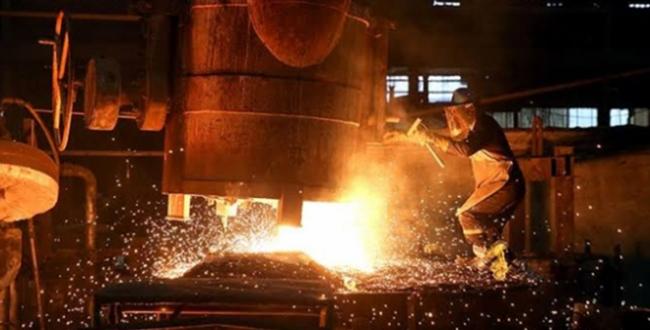 Sanayi üretimi temmuzda yüzde 8,4 arttı