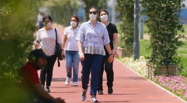 Serinlemek için ıslak maske kullananlara uyarı