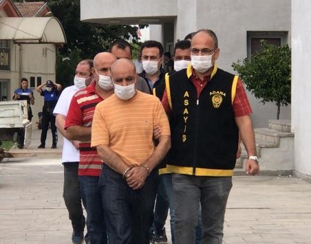 Adanada firari 4 mahkum yakalandı