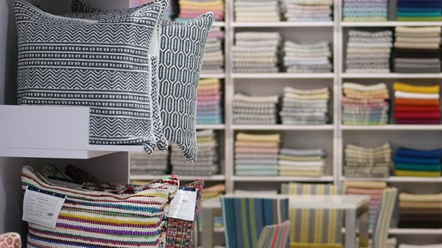 Türk ev tekstili ürünleri 187 ülkede iç mekanları süsledi