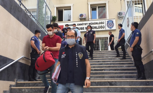İstanbul merkezli 17 ildeki FETÖnün TSK yapılanması operasyonu