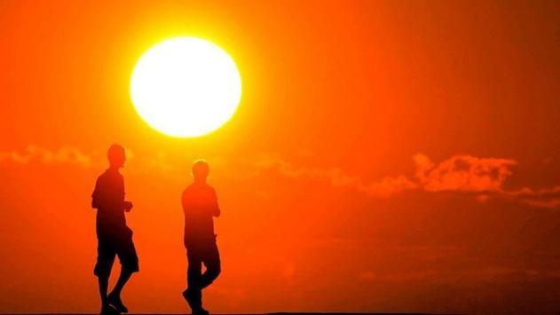 En yüksek sıcaklık Adanada, en düşük sıcaklık Erzurumda ölçüldü