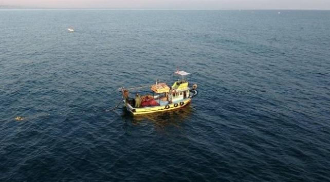 Tekirdağlı balıkçılar rotayı Karadenize çevirdi