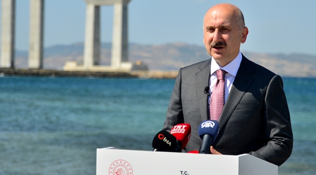 Karaismailoğlu: Kuzey Marmara Otoyolu 21 Aralıkta tamamlanıyor