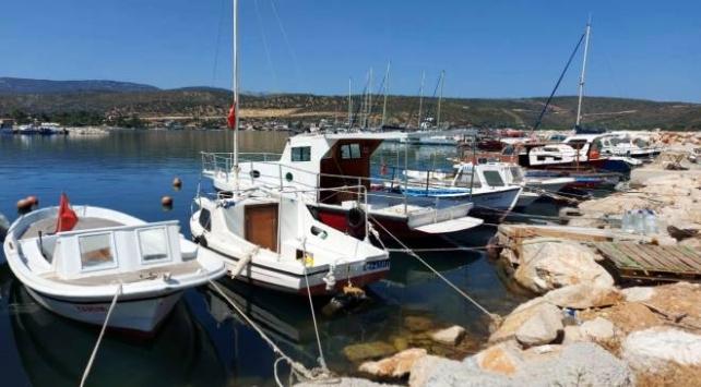 Bir ayda 9 tekne motoru çalınan köyde balığa çıkılamıyor