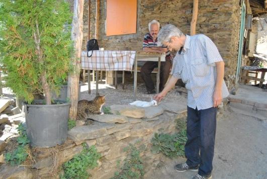 Ödemişteki terk edilmiş köy salgın sürecinde tamamen ıssızlaştı